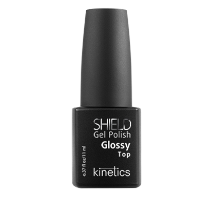 KINETICS  Верхнее покрытие с глянцем SHILD Glossy Top, 11мл